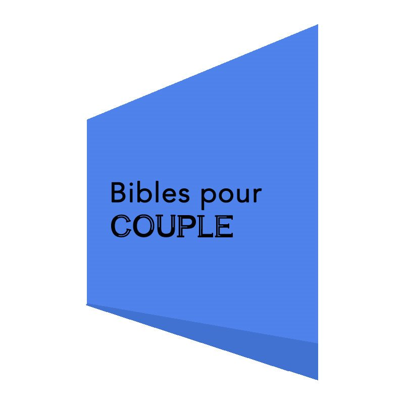 BIBLES FOR COUPLES