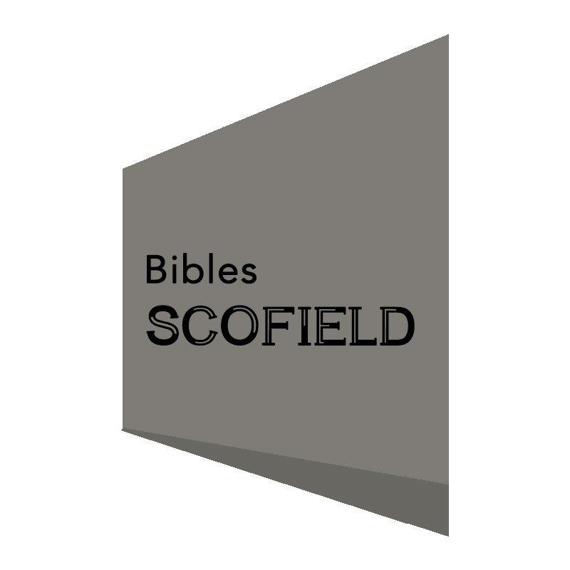 SCOFIELD BIBLES