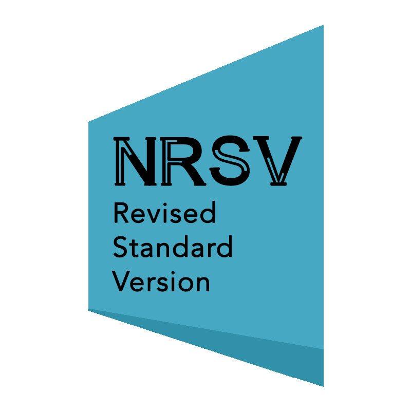 REVISED STANDARD VERSION (RSV) & NEW RSV