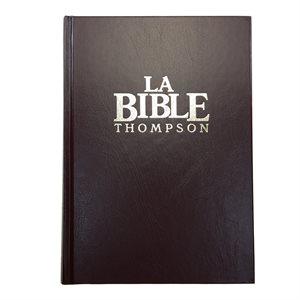 La Bible Thompson - Version Segond Révisée - Colombe, Couverture rigide, Avec Onglets