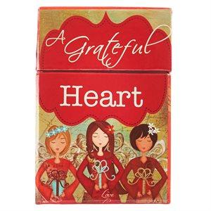 Grateful Heart Box of Blessings