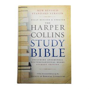 The Harper Collins Study Bible