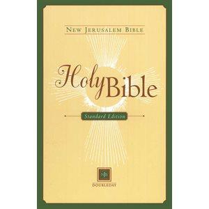 New Jerusalem Bible, Bonded Leather Black