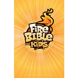Fire Bible for Kids New International Version