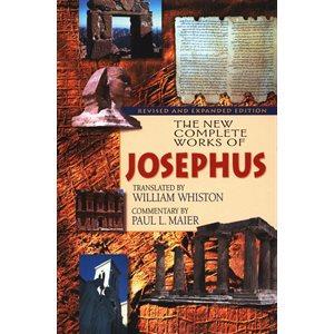 The New Complete Works of Josephus Hardcover