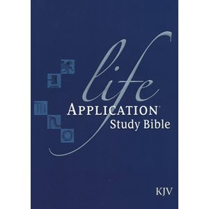 KJV Life Application Study Bible 2nd Edition, Hardcover
