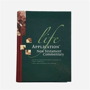 Life Application New Testament Commentary