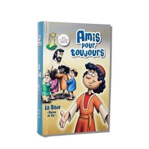 Bible Amis Pour Toujours - Bleue PDV