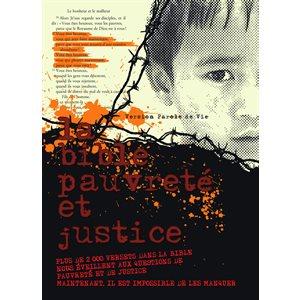 La Bible Parole de Vie - Pauvreté et Justice (Sans les Deutérocanoniques)