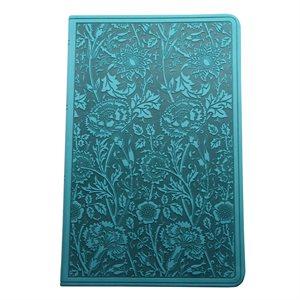 ESV Premium Gift Bible (TruTone, Teal, Floral Design) Imitation Leather