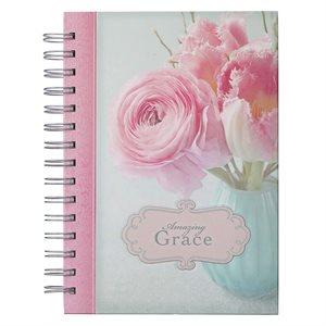Amazing Grace, Spiral-bound Journal