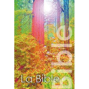 La Bible - Nouvelle Édition de Genève (NEG), Miniature, Rigide, Couverture Illustrée Foret