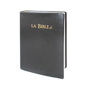 La Bible - Version Segond 21, Couverture Souple, Noir