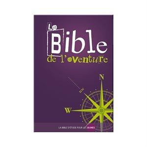 La Bible de l'Aventure - La Bible d'Étude pour les Jeunes, Français Courant