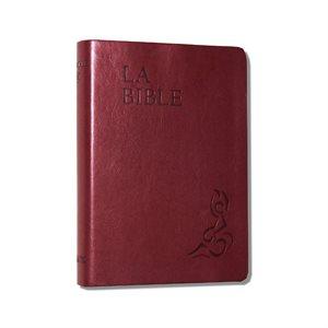 Bible Parole de Vie Illustrée (Valloton) - Ed. Catholique, Souple Rouge