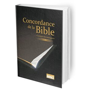 Concordance de la Bible - LSG 1910 / NEG 79