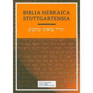 La Bible Hébraïque : Biblia Hebraica Stuttgartensia (BHS) - Couverture souple, petit format