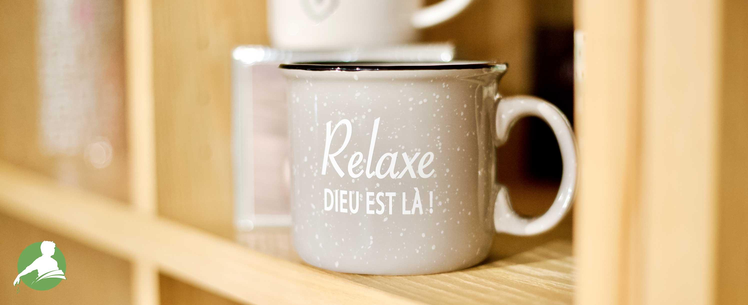Relax Dieu est là